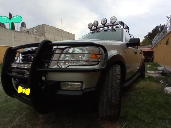 Ford Explorer Sport Track