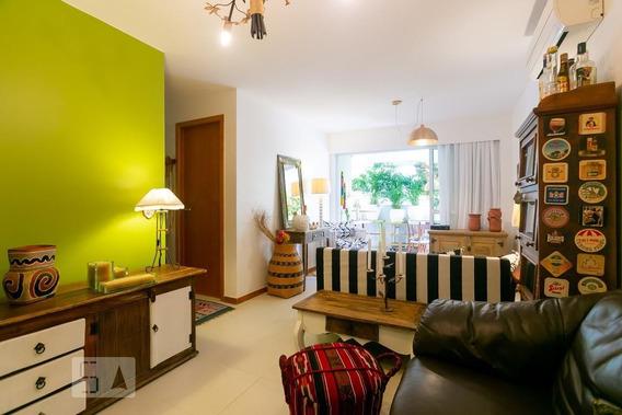 Apartamento No 1º Andar Com 2 Dormitórios E 1 Garagem - Id: 892949898 - 249898