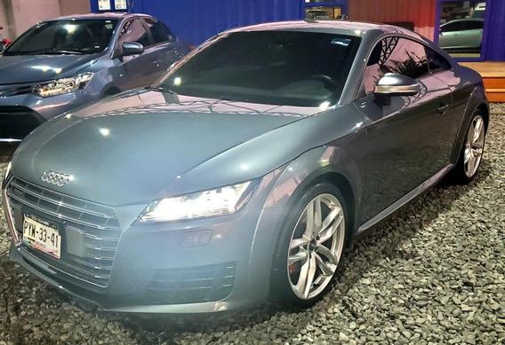 Audi Tt 2016 2.0 Tfsi Sport High Quattro