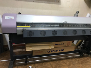 Plotter Mimaki Jv3-160 Impecable A Reparar