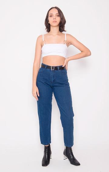 Pantalón De Jeans Mom