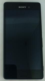 2° Sony Xperia E2363 M4 Preto 16gb C/ Defeito S/ Garantia