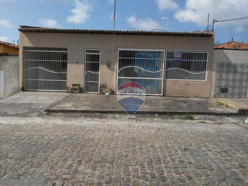 Casa Com 3 Dormitórios À Venda, 230 M²  - Potengi - Natal/rn - Ca0016