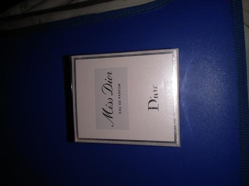 Perfume Importado. Miss Dior, Original De 30ml