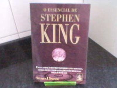 Livro O Essencial De Stephen King Stephen J. Spignesi