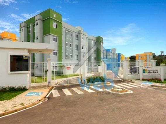 Residencial Das Azaleias - Ótima Oportunidade Para Adquirir Imóvel 2 Quartos, No Bairro Tindiquera, Em Araucária. Podendo Ser Financiado. - Ap00179 - 33547267