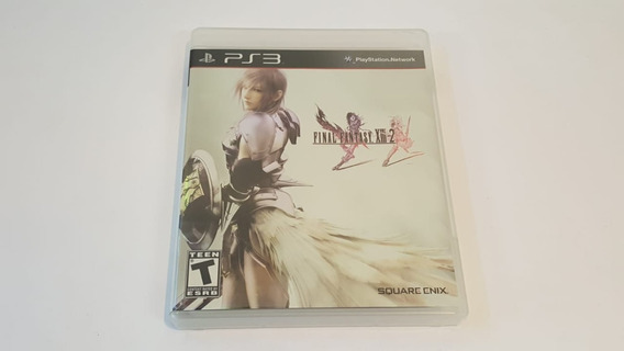 Jogo Final Fantasy Xiii 2 - Ps3 - Original