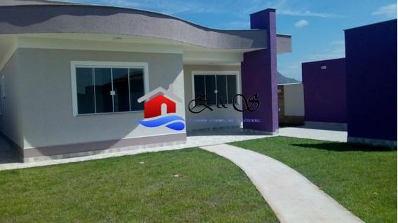 Linda Casa Em Itaipuaçu!!!!!! - Ja339
