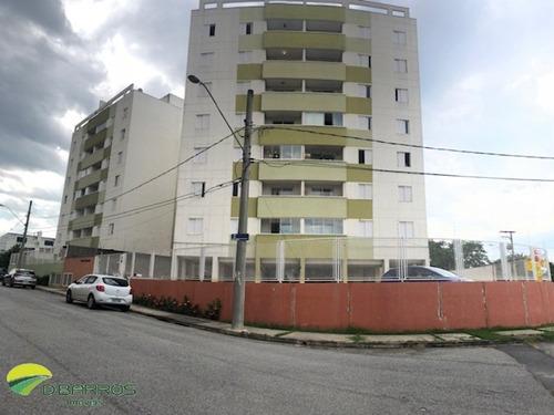 Imagem 1 de 10 de Excelente Apartamento Com 83.30 Mts, Proximo Ao Shopping Taubate, Com 2 Dorms, Sendo 1 Suite - 4264 - 33370242