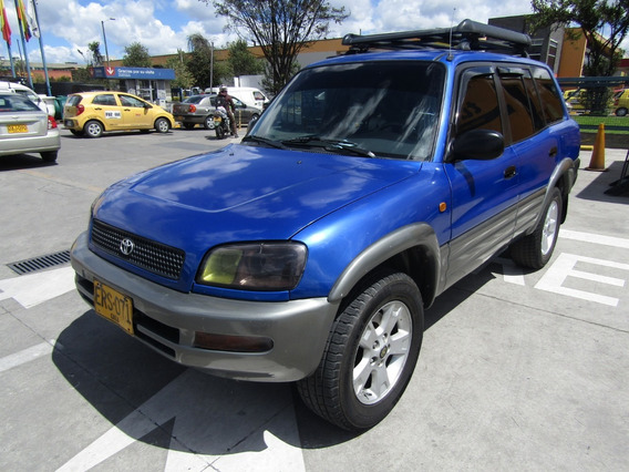 Toyota Rav4 Expresión A.a.