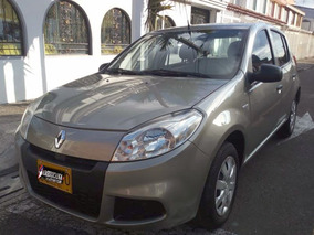 Renault Sandero Authtentique 1.6cc Mt S/a 5p