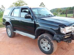 Toyota Hilux Sw 4x4 Tb Diesel Blindada Troco Zap11942006860