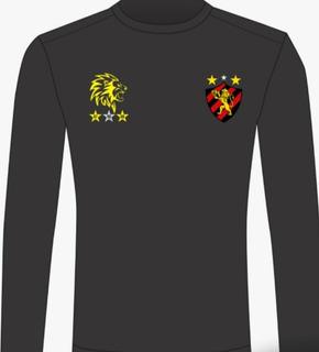 Camisa Do Sport Recife Proteção Uv50 Pto