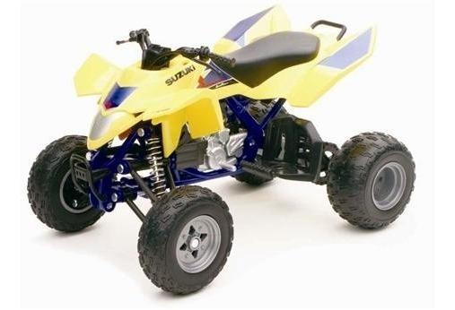 Cuatriciclo Suzuki Quadracer R 450 Escala 1:12 New Ray