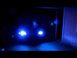 Kit Xenon Hb4 12000k Azul Profundo Milha Gol G5 Civic Celta