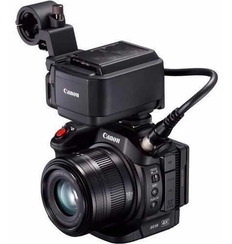 Filmadora Canon Xc15 4k Profissional (envio Imediato)