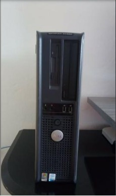 Cpu Dell Optiplex Gx620 Dual Core 4gb Hd 160gb