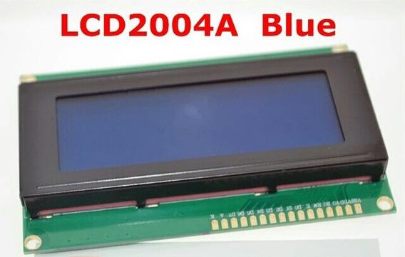 Display Lcd 20x4 Para Projetos Arduino