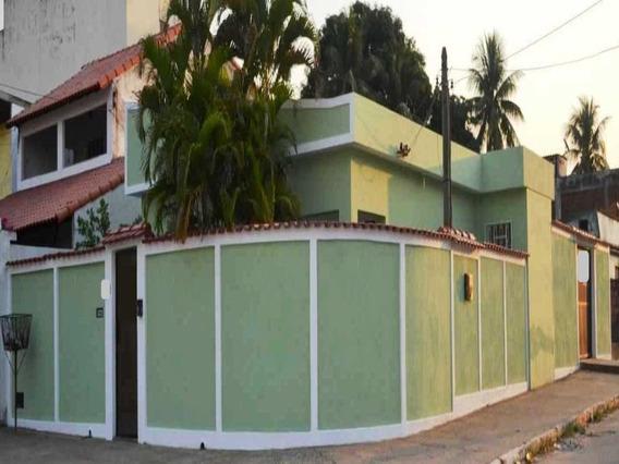 Bairro Luz/n.iguaçu. Casa Independente 3 Quartos, Quintal E 3 Vagas De Garagem. - Ca00600 - 33812662