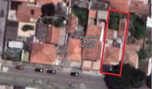Imagem 1 de 1 de Terreno À Venda, 300 M² Por R$ 550.000,00 - Jardim Pilar - Mauá/sp - Te0002