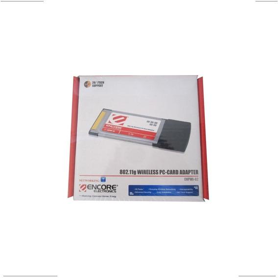 Placa Red Pcmcia Encore Enpwi-g2