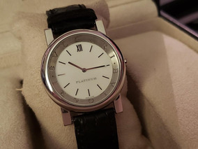 Reloj Para Caballero Bvlgari/bulgari Platino .950 Original