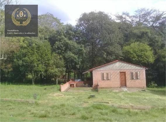 Casa Com 1 Dormitório À Venda, 30 M² Por R$ 82.000,00 - Tarumã - Viamão/rs - Ca0277