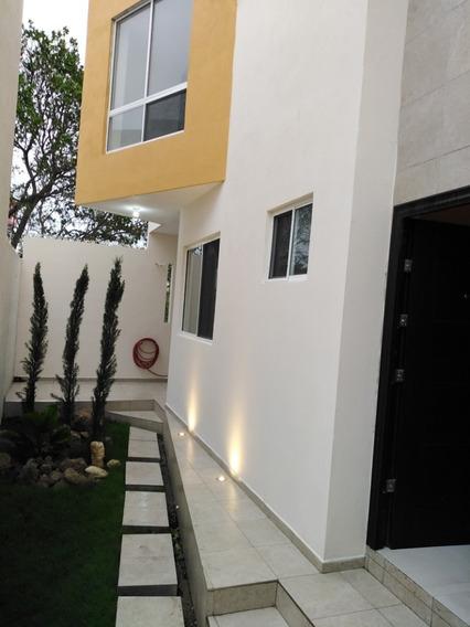 Casa Nueva Con Recamara Y Baño Completo En Planta Baja