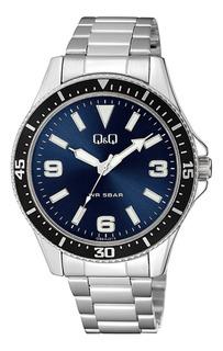Reloj Q&q Hombre Coleccion De Lujo