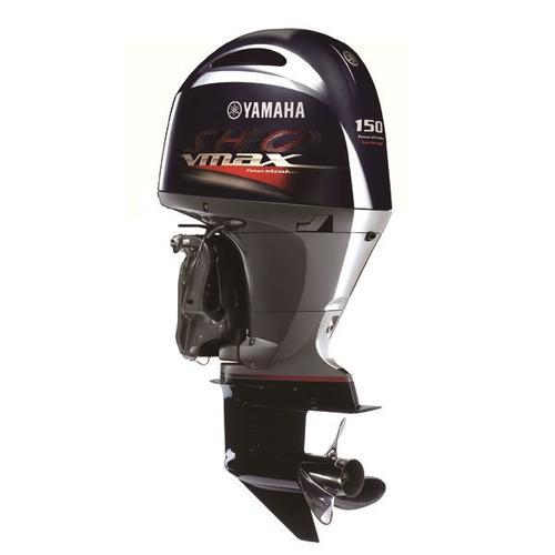 Imagem 1 de 14 de Motor De Popa Yamaha Vmax Vf 150 La