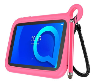 Tablet Alcatel 7 8067 Kids Para Niño Quad Core 8gb Rosa And
