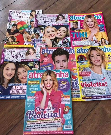Revistas Da Violetta