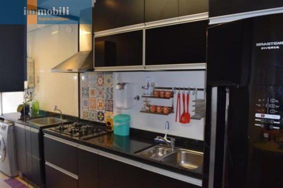 Apartamento Mobiliado E Decorado Na Vila Leopoldina - Pc88794