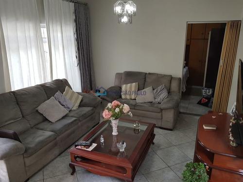 Casa Térrea Com Edícula Nos Fundos! Vila Clementino  - Bi26184