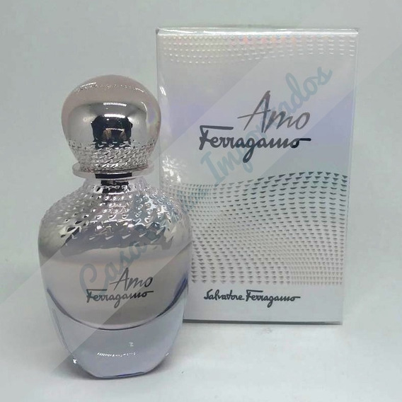 Amo Ferragamo Eau De Parfum 50ml Feminino | 100% Original