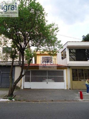 Sobrado Com 3 Dormitórios À Venda, 136 M² Por R$ 920.000,00 - Vila Guarani (zona Sul) - São Paulo/sp - So0021