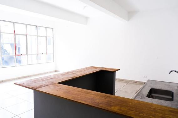 Apartamento Para Alugar Amplo - Na Liberdade