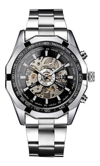 Reloj Winner340 Automático Para Hombre