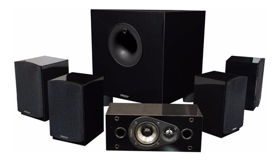 Energy 5.1 Take Classic Home Theater System