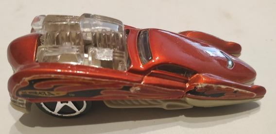 Auto Hot Wheels Mc Donalds Mc Corp Carrera 1:35
