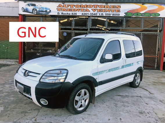 Peugeot Partner Patagonica Vtc Plus Gnc 2015