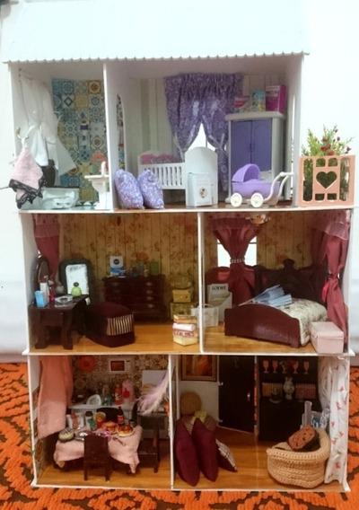 Casa De Bonecas Polly
