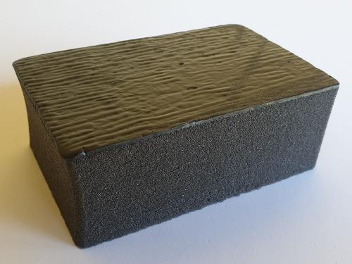 Imagen 1 de 1 de Esponja Arcilla Descontaminar Pintura Auto Clay Bar Clay Pad