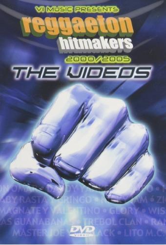 Imagen 1 de 3 de Varios Interpretes - Reggaeton Hitmakers Dvd