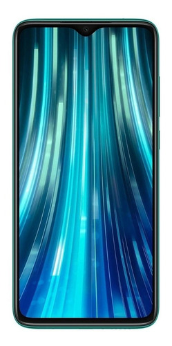 Imagen 1 de 4 de Xiaomi Redmi Note 8 Pro Dual SIM 64 GB verde bosque 6 GB RAM