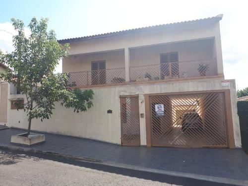 Casa Com 3 Dormitórios À Venda, 250 M² Por R$ 850.000,00 - Parque São Lourenço - Indaiatuba/sp - Ca11179