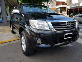 Toyota Hilux 3.0 Cd Srv Cuero I 171cv 4x2 As Automobili