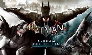 Trilogias De Batman Arkham Para Pc Cuenta Epic Games