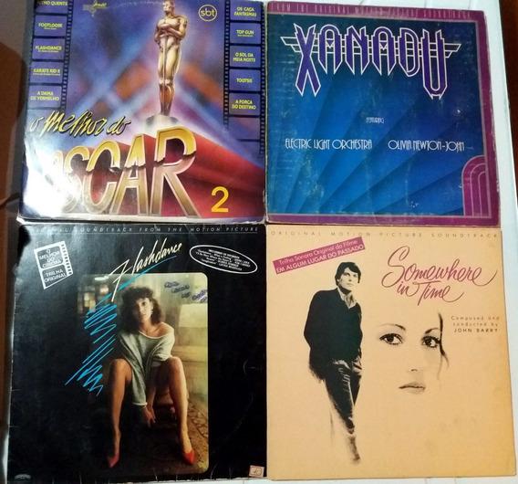 Vinil Xanadu / Flashdance / Oscar 2 / Somewhere Trilha Filme