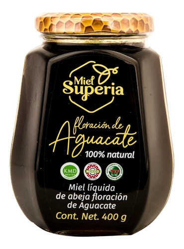 Visandro Miel Gourmet Gran Nutricion Floracion Aguacate
